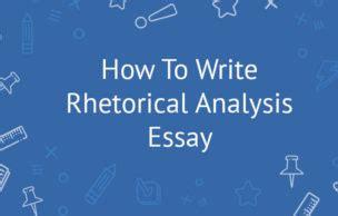 How to Write a Rhetorical Essay - SolidEssay