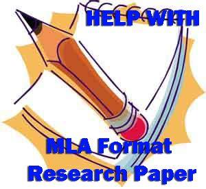 Writing a mla citation
